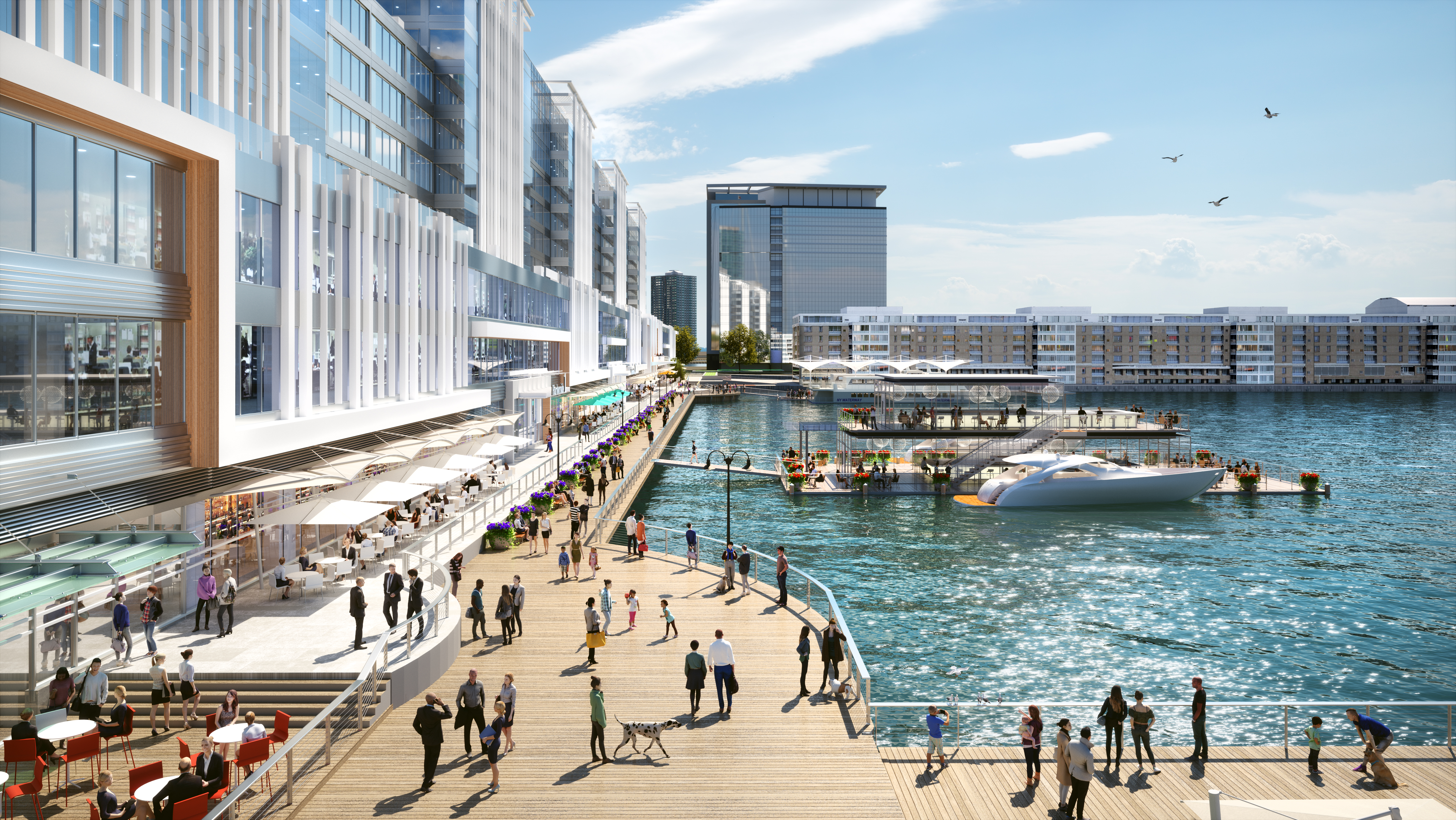 Harborside-Jersey-City-Retail-And-Shopping